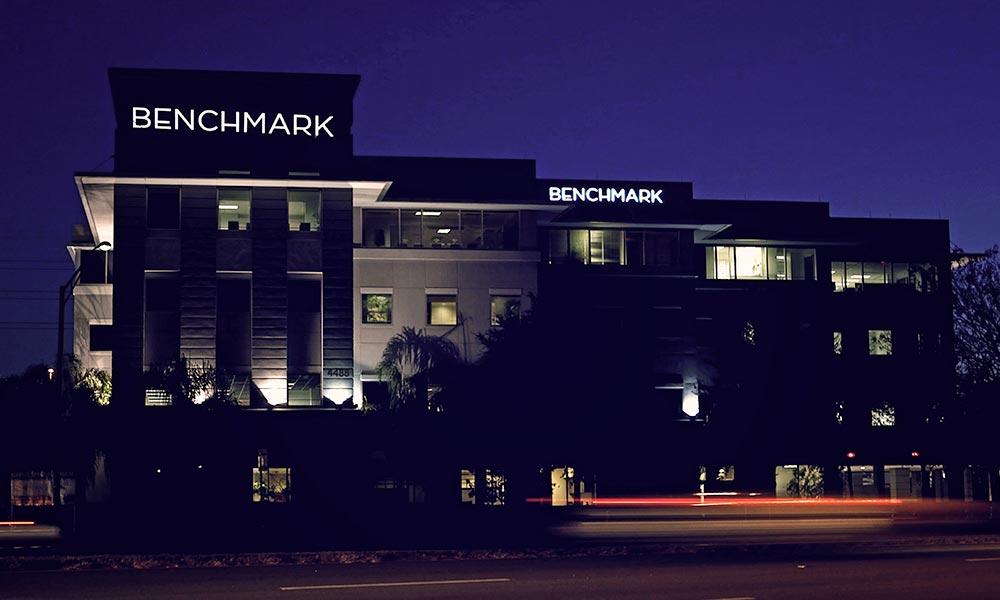 Tampa office benchmark international florida