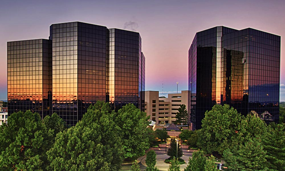 nashville Tennessee office benchmark international
